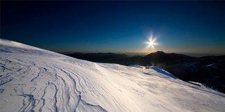 Sciare vista mare in Italia ©Garessio 2000