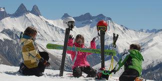 Bons plans et offres spéciales Printemps du Ski au Corbier ©Corbier Tourisme