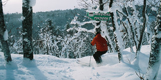 Slopes & Trails Abound in Michigan's Upper Peninsula ©Michigan Snowsports Industries Association