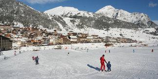 Les grands domaines skiables des Hautes-Alpes ©Images et Reves
