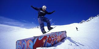 Snowparks de Savoie Mont Blanc ©© Savoie Mont Blanc / Haase