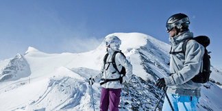 Čím se liší lyžování na ledovci od sjíždění sousedního kopce? A co od toho můžete očekávat? ©Gletscherbahnen Kaprun AG