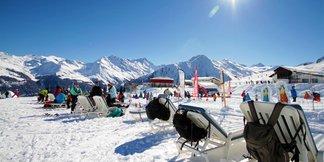Excellentes conditions pour la fin de saison en Val d'Anniviers ©OT Val d'Anniviers