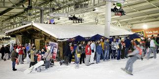 SnowWorld Landgraaf, la mecque du ski indoor ©SnowWorld