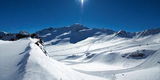 Allgäu Gletscher Card: Allgäu – Tirolsko – Kleinwalsertal ©© Kaunertaler Gletscherbahnen - Daniel Zangerl