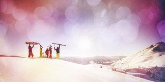 Sneeuwrijkste gebied week 1 ©Flachau Tourismus