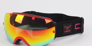 Vianočné darčeky pre lyžiarov: Trendové lyžiarske a snowboardové okuliare CECE ©CECE