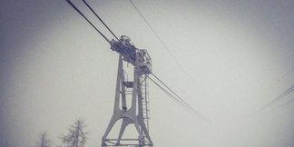 Op til 1 meter nysne i alperne ©Courmayeur Mont Blanc (Facebook)