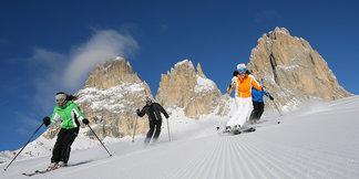 Dlhé sú pekné: 4 lyžiarske okruhy pre lovcov kilometrov ©RBrunei/Val di Fassa