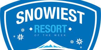 Hvem fikk mest snø forrige uke? ©Skiinfo