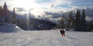 Dove sciare a primavera? Le top 10 stazioni sciistiche italiane ©Consorzio Skipass Paganella Dolomit