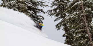 Storm Resurrects West Coast Skiing, But Not For All ©Kirkwood