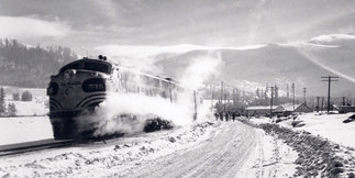 All Aboard! Winter Park & Amtrak Revive Ski Train for Celebratory Journey ©Winter Park
