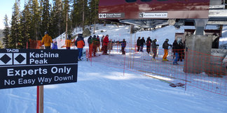 Ka-Ching: New Kachina Lift Brings New Vibe—& Visitors—to Taos ©Krista Crabtree