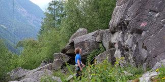 Klettern im Ötztal | Klettergärten Oberried, Auplatte + Sölden Moos - © bergleben.de/Sebastian Lindemeyer