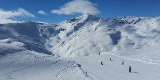 Tutta la neve di Aprile 2015 - © Carosello 3000 Ski Area Livigno Facebook