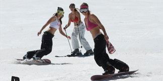 Weekend majowy na nartach: oferty specjalne, skipass gratis ©Mammoth Mountain Ski Area