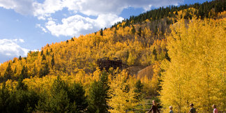 Top 10 Ski Resorts for Fall Colors ©Jeff Scroggins