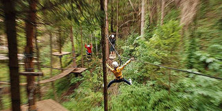 Ötztaler Outdoor Parcours - ©Ötztaler Outdoor Parcours