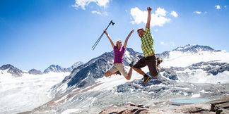 Wandern am Pitztaler Gletscher - ©Daniel Zangerl