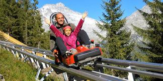Alpine Coaster am Klausberg - ©TVB Kronplatz