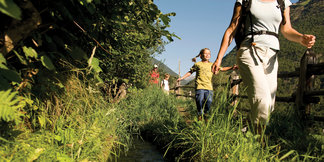 Sommer-Traum Vinschgau in Südtirol - ©Südtirol Marketing/Thomas Grüner
