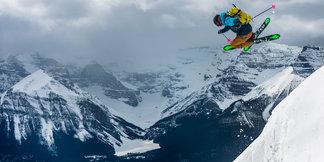 Best Ski Resort Terrain for 2015: Lake Louise ©Reuben Krabbe