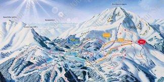 Novinky a investície v lyžiarskych strediskách: Nové vleky, nové lanovky, nové partnerstvá 2015/2016 ©http://turracherhoehe.at/