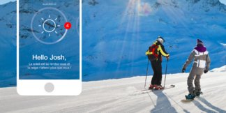 Quand le numérique facilite votre séjour au ski - ©Paradiski