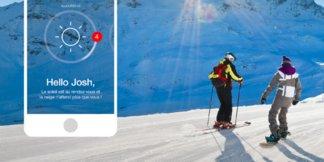 Quand le numérique facilite votre séjour au ski ©Paradiski