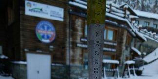 Ottobre 2015 - Neve fresca in Italia - © Bardonecchia Ski Facebook