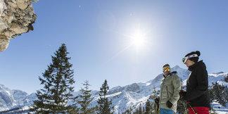 Raport śniegowy: ostatni narciarski weekend w Polsce, w Alpach słońce i ciepło ©Bayerische Zugspitzbahn / Matthias Fend