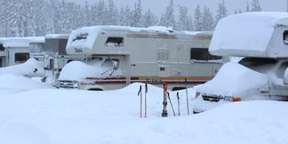 Storms Deliver Feet to West Coast Ski Resorts ©Mt. Bachelor Resort