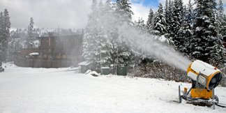 Infographic: 10 Biggest Snowmaking Resorts ©Sugar Bowl Resort
