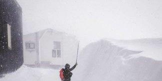 Raport śniegowy: W Alpach spadły ogromne ilości śniegu, teraz idą mrozy - ©Yannick Bargigant & Aurore Valance