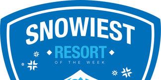 Sneeuwrijkste gebied week 52: opnieuw Noorwegen
