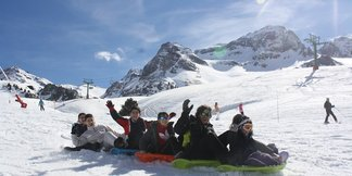 Best resorts for non-skiing afternoons with kids ©Aramon Formigal-Panticosa