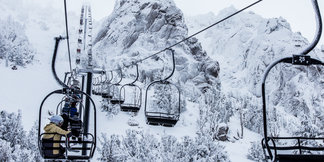 Top Ski Resorts for Thanksgiving: Mammoth Mountain ©Liam Doran