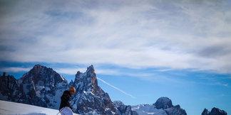 Riaprono gli impianti di Passo Rolle! ©Ph: Pascal Lacroix - Apt San Martino di Castrozza, Passo Rolle, Primiero e Vanoi