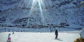 Testujeme lyžiarske strediská: V Adamello Ski sa na snehu zabaví naozaj každý - ©Tomasz Wojciechowski