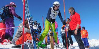 Vercorin organise le plus long slalom du monde