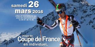Ski alpinisme - 8ème édition de la Doucy Cimes