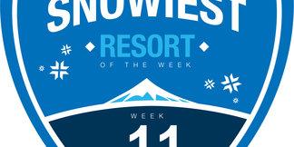 Sneeuwrijkste gebied week 11: de Pyreneeën ©Skiinfo