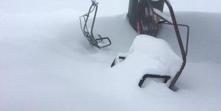 130 cm snehu za jediný deň v piemontskom Mondolè Ski! ©Prato Nevoso Ski Facebook