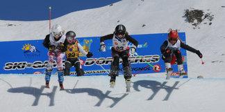 Les Ski Games Rossignol, la version junior des « X Games » ©Gilles Baron