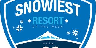 V ktorom lyžiarskom stredisku v poslednom týždni najviac snežilo? ©Skiinfo