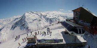 Tutta la neve di Marzo 2016 - © Bormio Ski Facebook