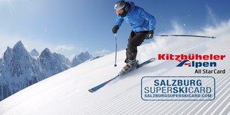 Kitzbüheler Alpen AllstarCard i Salzburger Super Ski Card: 80 ośrodków narciarskich w jednym karnecie ©dell - Fotolia.com