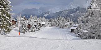 Le domaine skiable des Contamines vous accueille dès ce week-end ©Station de ski des Contamines Montjoie