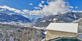 5 posti per una montagna di relax alle terme ©Bagni di Bormio